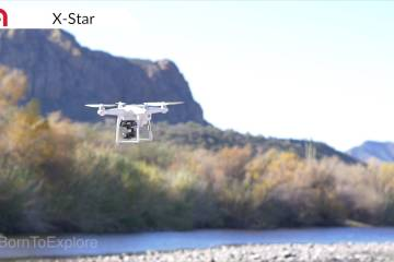That 4K Autel Robotics X-Star Drone In Action