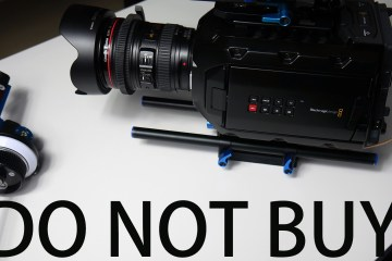 There Are 12 Reasons To Not Buy The Blackmagic Design URSA Mini 4K Says Sunnyspeed Studio