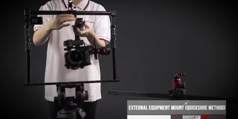 Varavon Demo The Features of Their Birdycam Lite Gimbal System