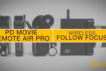 PD Movie Remote Air Pro Wireless Follow Focus