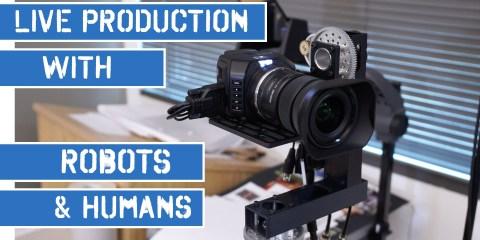 Live Switching Blackmagic Cameras