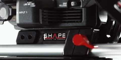 Shape Camera Rig on an FS5