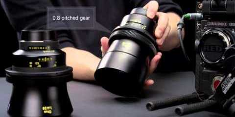 Take a closer look at the ZEISS Lens Gears