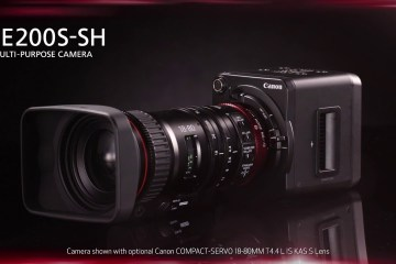 The Canon Multi-Purpose Camera ME200S-SH in Action
