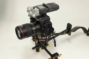 Using your Zoom Recorder with a DSLR Camera