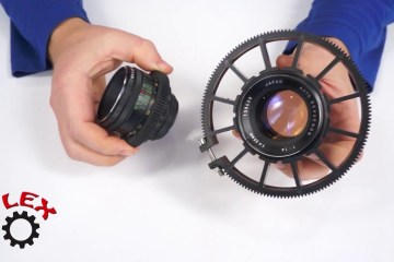 FLEX Seamless Follow Focus Gears