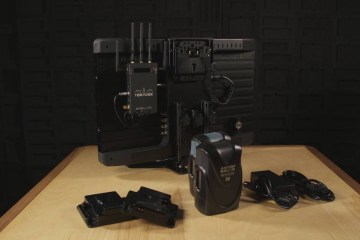 SmallHD Production Monitor Power Overview