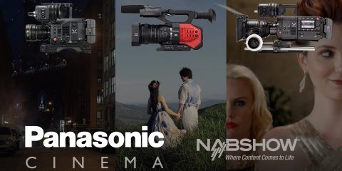 Some of the Panasonic NAB 2016 Show Floor Offerings