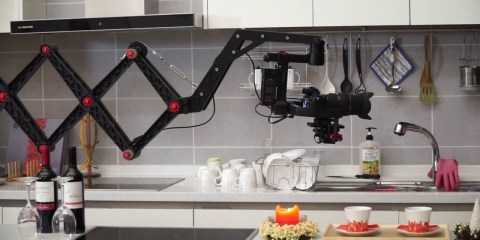 X-Jib Pro Scissors Crane System In Action
