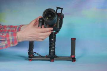 A Look at the Beholder DS1 Camera Stabilizer from OwlDolly