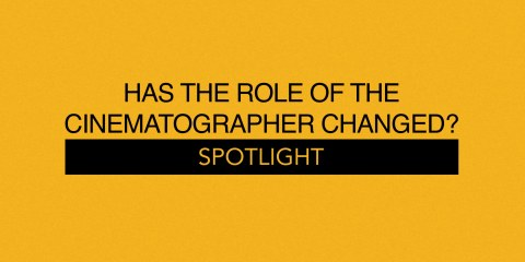 John Mathieson and Rodney Charters On, Has the Role of the Cinematographer Changed?