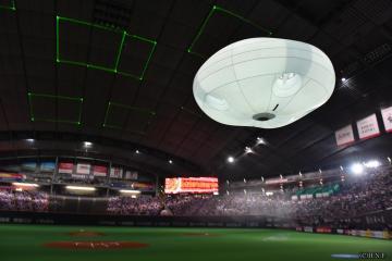 Panasonic Ballooncam Stadium