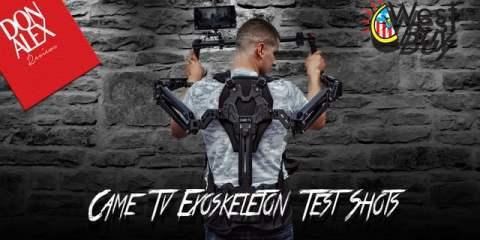 Came-TV Exoskeleton Test from Don Alexandru