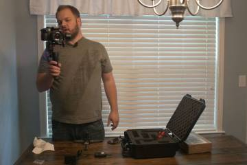 Came-TV Optimus Gimbal Review