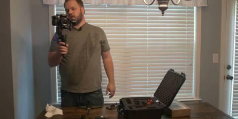 Came-TV Optimus Gimbal Review