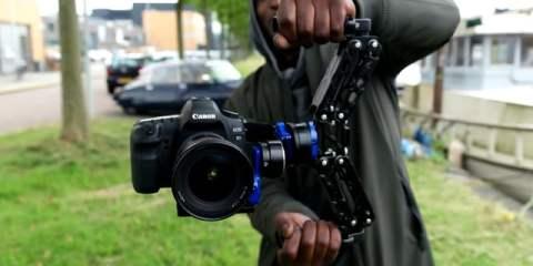 Filmpower Nebula 4200 5-axis Gimbal