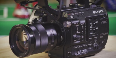 Sony FS5 Camera Overview