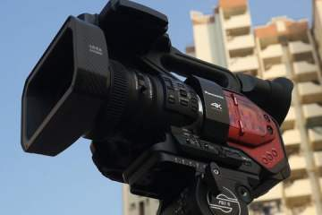 Through Bangalore with the Panasonic DVX200 Camera from Felis Creations