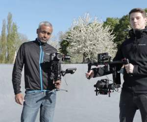 Gimbal Battle With DJI Ronin-M & CAME-TV Single