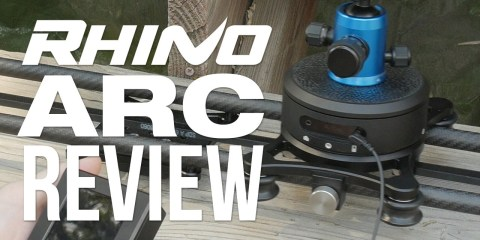 Rhino Arc Unboxing Mini Review from The Bearded Brace Face