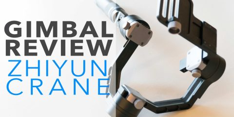 Zhiyun Crane Gimbal Review and Unboxing