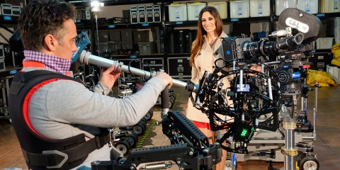 Basson Steady 8-axis Camera Stabilizer Test Video 1 and BTS Of It In Action