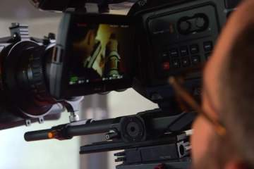 """Behind The Scenes of """"Story of Becoming"""" with Blackmagic Design URSA Mini 4K & 4.6K"""