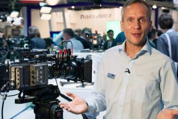 IBC 2016: Those ARRI Master Grips In Action