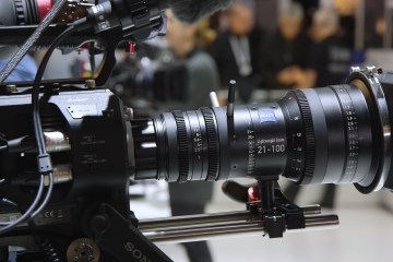 Zeiss LWZ.3 21-100mm T2.9-3.9* Lightweight Zoom at IBC