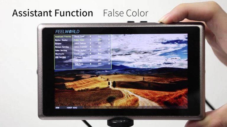 Feelworld G55 5.5″ Monitor