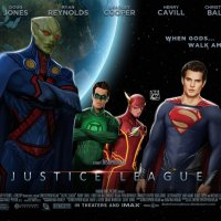 News : faux poster de Justice League