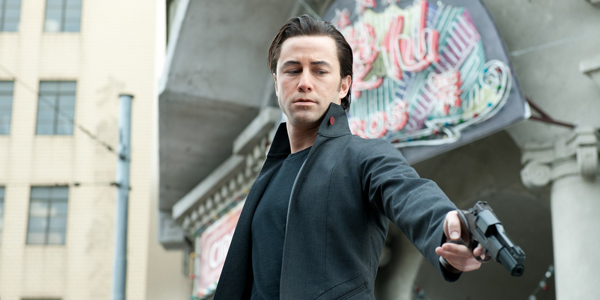 Joseph Gordon Levitt dans Looper de Rian Johnson