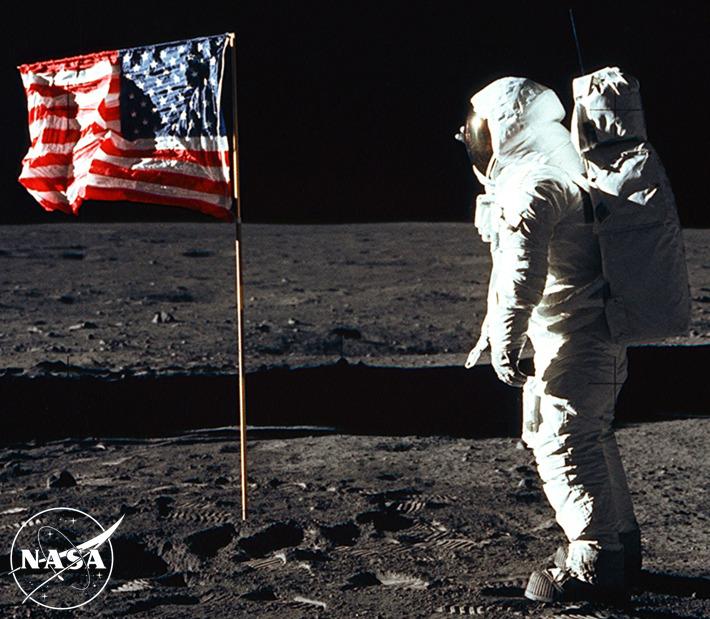 ¿Por qué se dice que el hombre nunca fue a la luna?