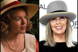Diane Keaton era Kay Adams