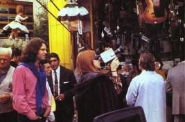 Pamela Courson novia de Jim Morrison
