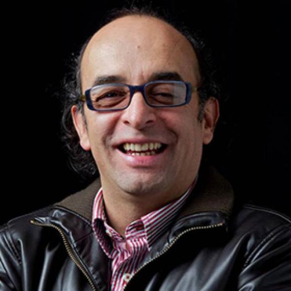 Álvaro Bayona en Pedro el escamoso