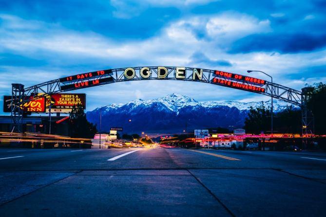 Ogden Sign Utah