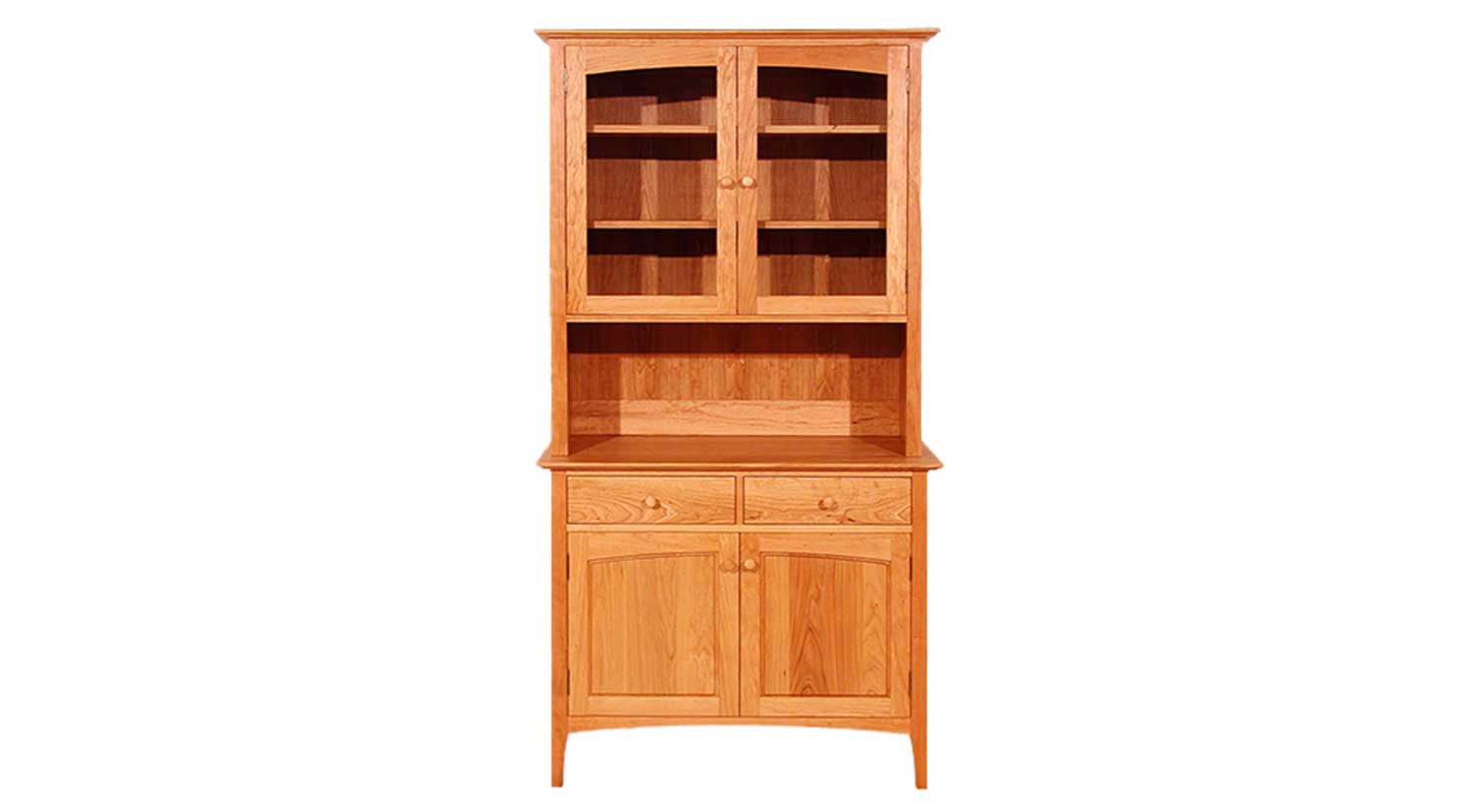 Kitchen Cabinet Door Fronts Only Circle Furniture - Cambridge Two Door Buffet And Hutch