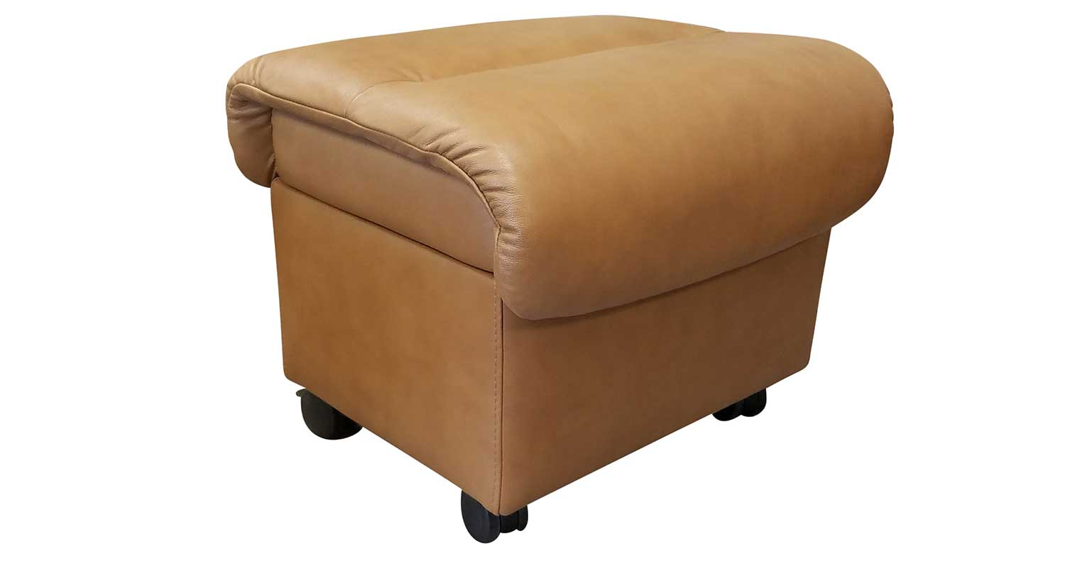 Stressless Outlet Circle Furniture Medium Taupe Stressless Ottoman