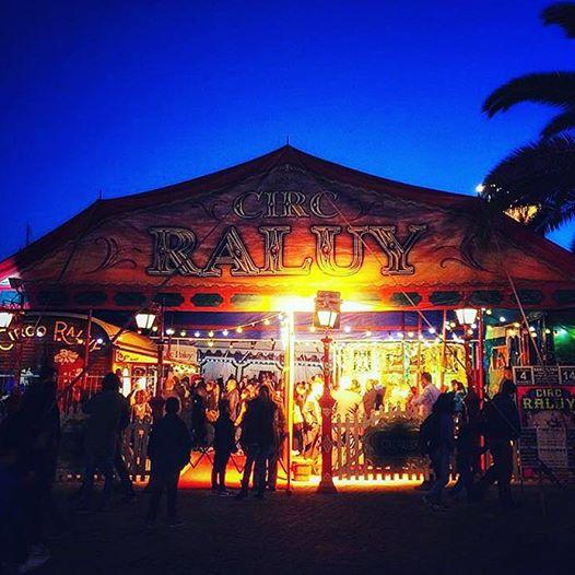Circo Raluy Barcelona noche