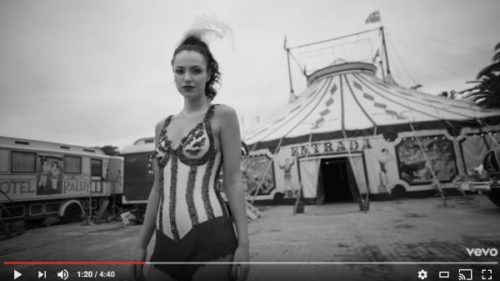 George Michael en el Circo Raluy