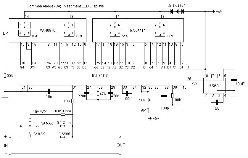 simple series circuit