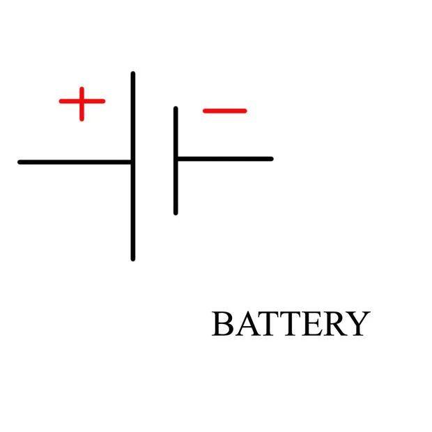 connected wires schematic symbol