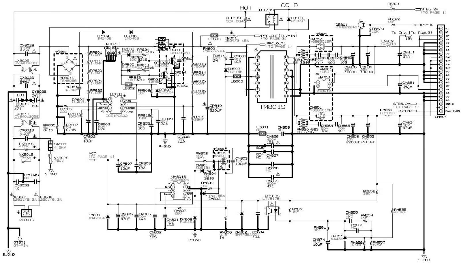 lcd light wiring diagram wiring diagram article  lcd light wiring diagram #5