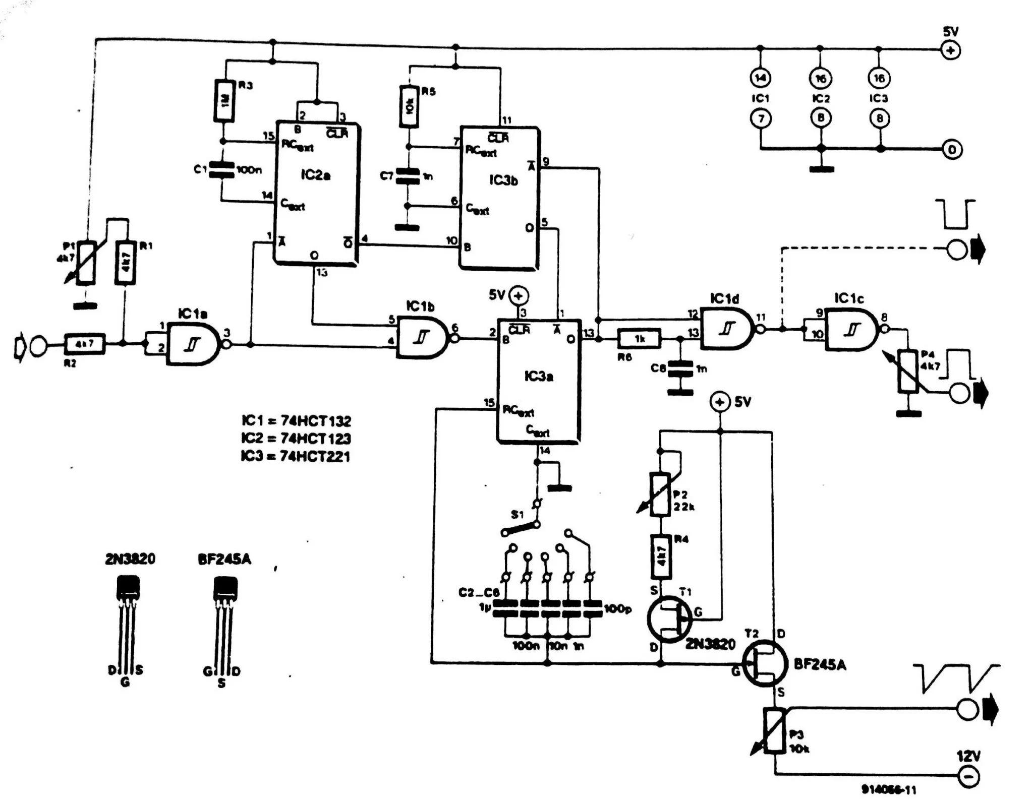 z 5500 circuit diagram