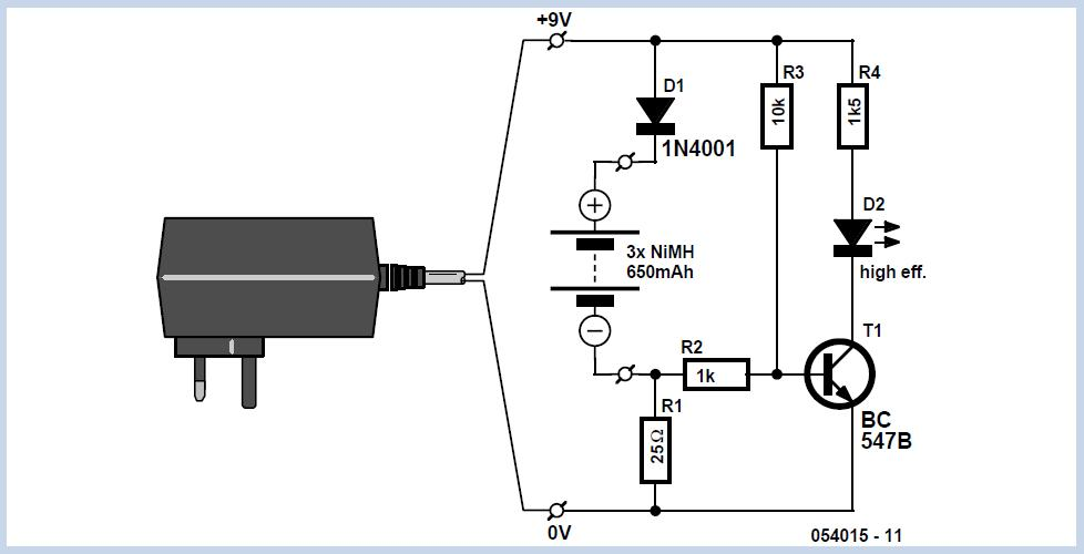 this diagram shows a simple series circuit to increase the battery