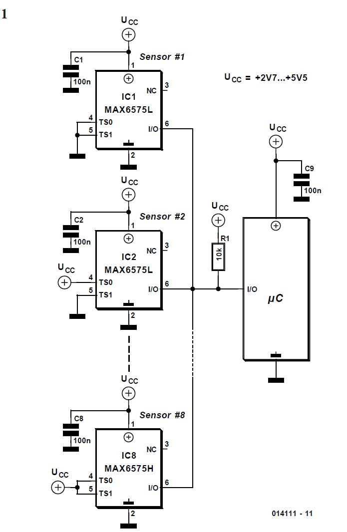 single transistor timer circuit diagram
