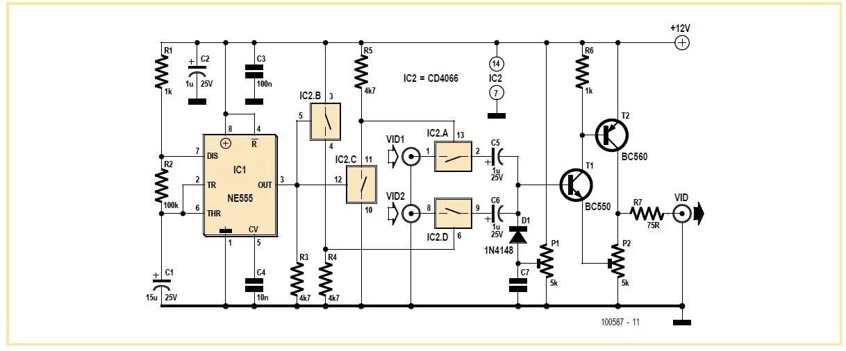 Intercom Wiring Schematic - Wiring Diagrams