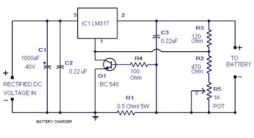 Circuit-Zone - Electronic Projects, Electronic Schematics, DIY