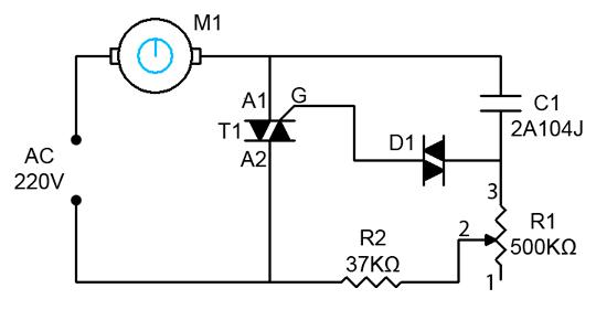 electronic pwm avr circuit
